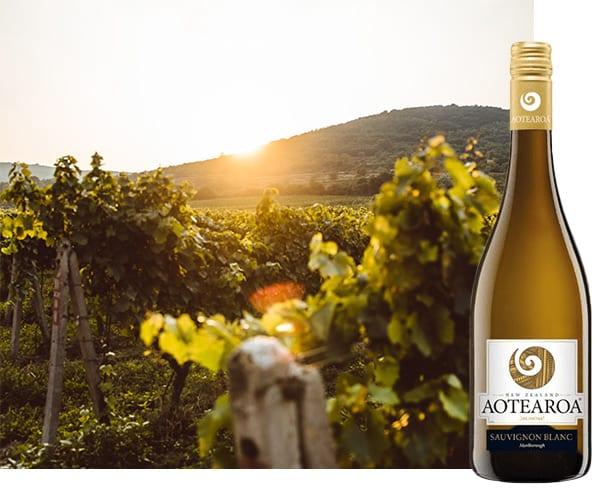 Aotearoa Sauvignon Blanc | Wijnspecialist