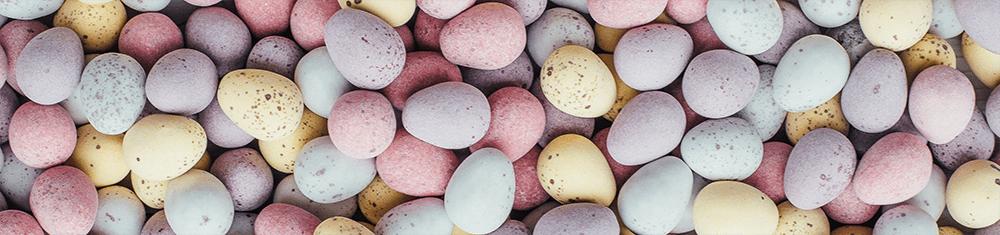 Ei met wijn combineren tijdens Pasen