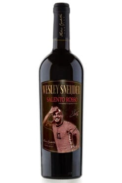 Wesley Sneijder 10 Salento Rosso IGP