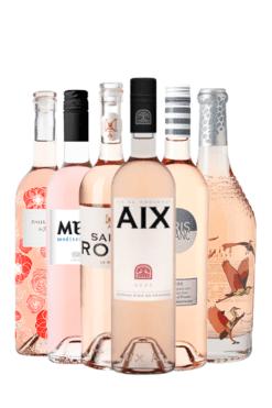 Beste Franse rosé wijnpakket