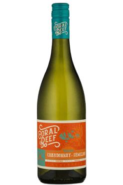 Coral Reef Chardonnay Semillon 2018