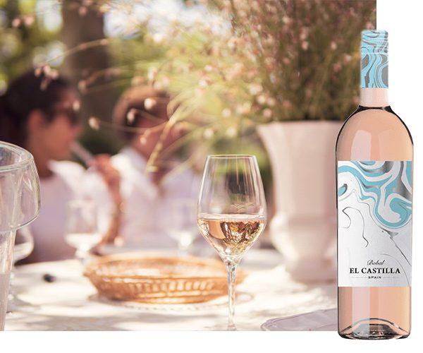 El Castilla Bobal Rosé | Wijnspecialist