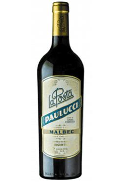 Malbec La Posta Paulucci