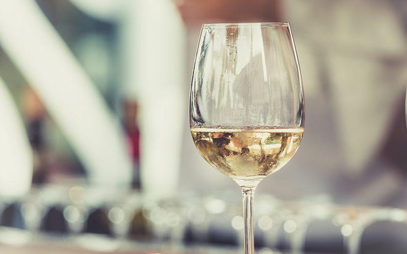 Wijn en oesters